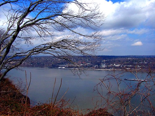 Palisades of New Jersey by Bogdan Migulski
