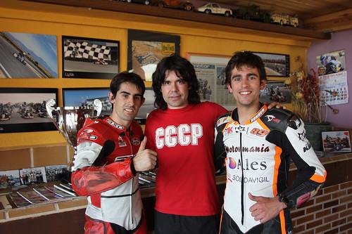 Julian Simón-Circuito Kartpetania