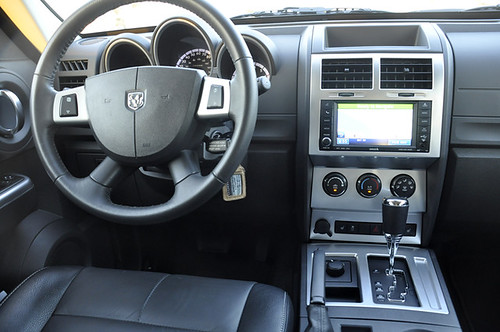 20072011 dodge nitro features and options page 3 dodge nitro forum the leather trimmed seats in the nitro shock 4x4 are a bit on the soft side and really dont have a good deal of lateral hold to them only the drivers sciox Choice Image