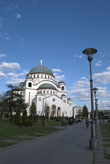 (brianmca) Tags: church cathedral serbia belgrade saintsava  cathedralofsaintsava
