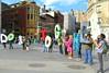 do it together (SHOTbySUSAN) Tags: nyc newyorkcity ny newyork streetperformers manhattan parks streetsigns unionsquare unionsquarepark onlyinny shotbysusan doittogether yahoo:yourpictures=wonders