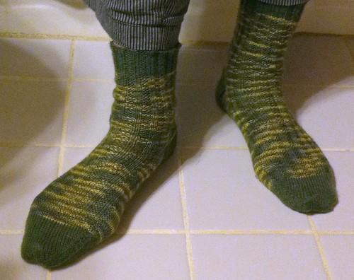 dave's socks