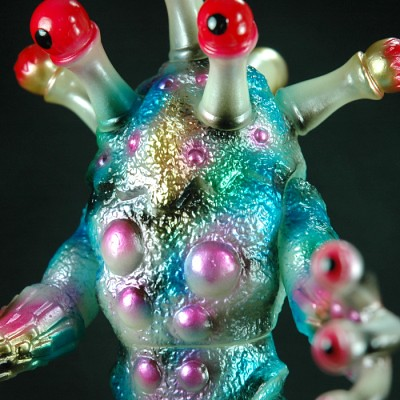 BLObPUS Alien Argus TAG