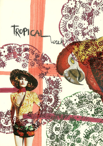 Tropical week by willy ollero*