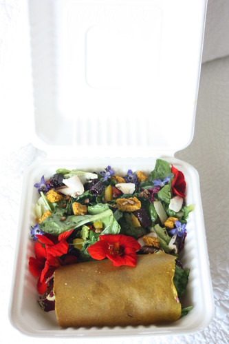 Curry Wrap from Raw Heavens