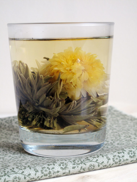 Chinese Flowering Tea 2