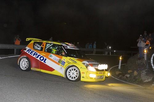 Vinyes-Mercader Rally Islas Canarias