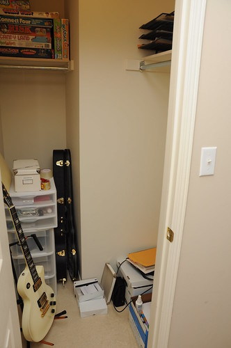 How To Organize Your Office Closet