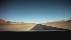 Namibia (Craignos) Tags: trip car cat video desert dunes insects giraffes rhinos roads namibia teaser preview zebras