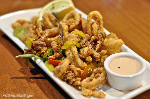 Calamari at Shorewood Bar & Grill ~ Fridley, MN
