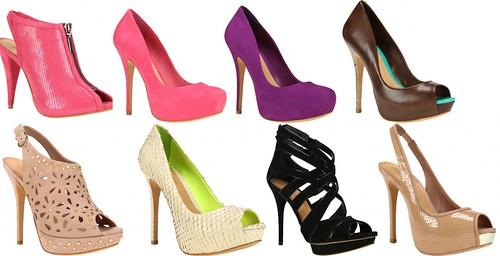 modelos de calçados schutz 2011