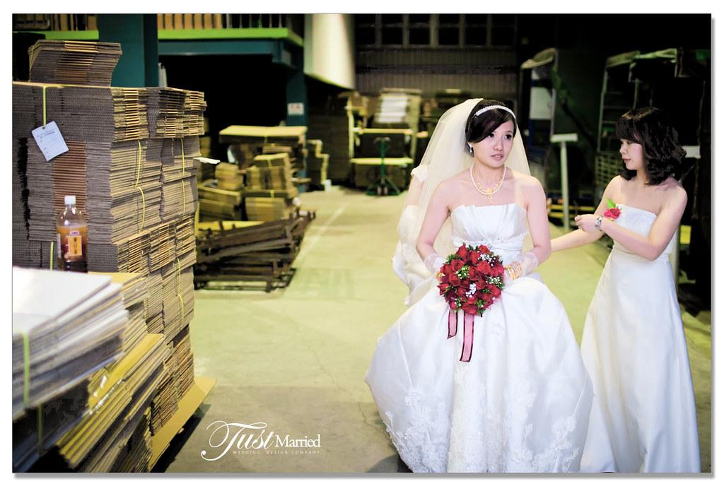 今年最歡樂的婚禮~子謙&芮瑩 婚禮