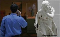 eavesdropping statue (sanitaryum) Tags: cute hilarious funny humorous lol win epic fail cleanhumor generallyawesome