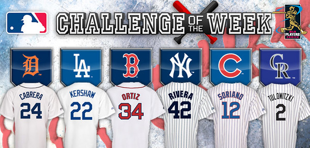 MLB 11 The Show: Challenge of the Week #7