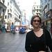 Jessica on Nanjing road