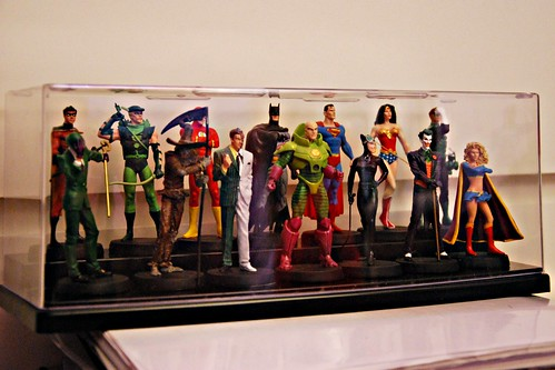 DC Eaglemoss collection @ April 2011