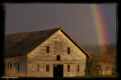 It's my brithday :) (Vinnyimages) Tags: barn washington spring rainbow northwest skagit washingtonstate mountvernon vinnyimages wwwvinnyimagescom