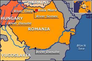 Romania Rivers