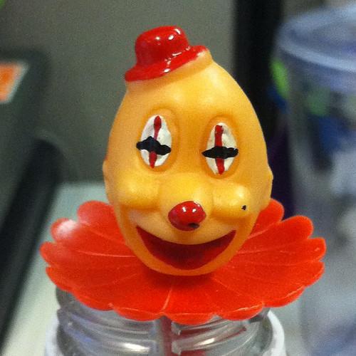Boooo.... I'm still scary!