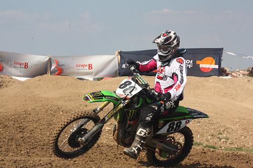 Mario Alegría Trofeo Segovia Motocross Carbonero el Mayor