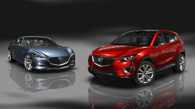Mazda Announces New Compact=