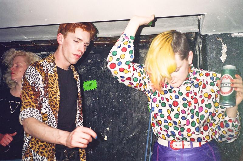 dancers @ Vogue Fabrics