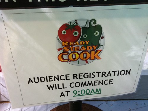 Ready Steady Cook studio audience