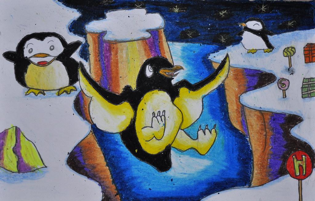 Penguin 企鹅 ...