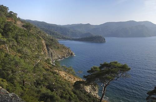 Around the bay at Fethiye