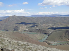 Views from Yakima Skyline trail.