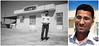 Ambulence Driver (alishariat) Tags: travel vacation portrait blackandwhite holiday man tourism persian fantastic diptych uniform place iran awesome muslim sightseeing middleeast streetportrait persia ambulance medical stunning destination iranian paramedic exploration touring gheshm hengam colorportrait islamicworld colourportrait ambulancedriver medicalfacility alishariat intrepidtravels