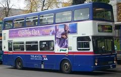 Travel West Midlands MCW Metrobus MK2A 3022 (F22 XOF) (john-s-91) Tags: suttoncoldfield christmascarol travelwestmidlands 3022 mcwmetrobus mk2a route905 f22xof