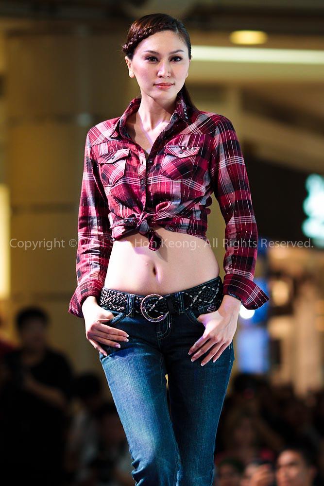 KLCC Fashion week 2011 - (Harley Davidson) @ KL, Malaysia