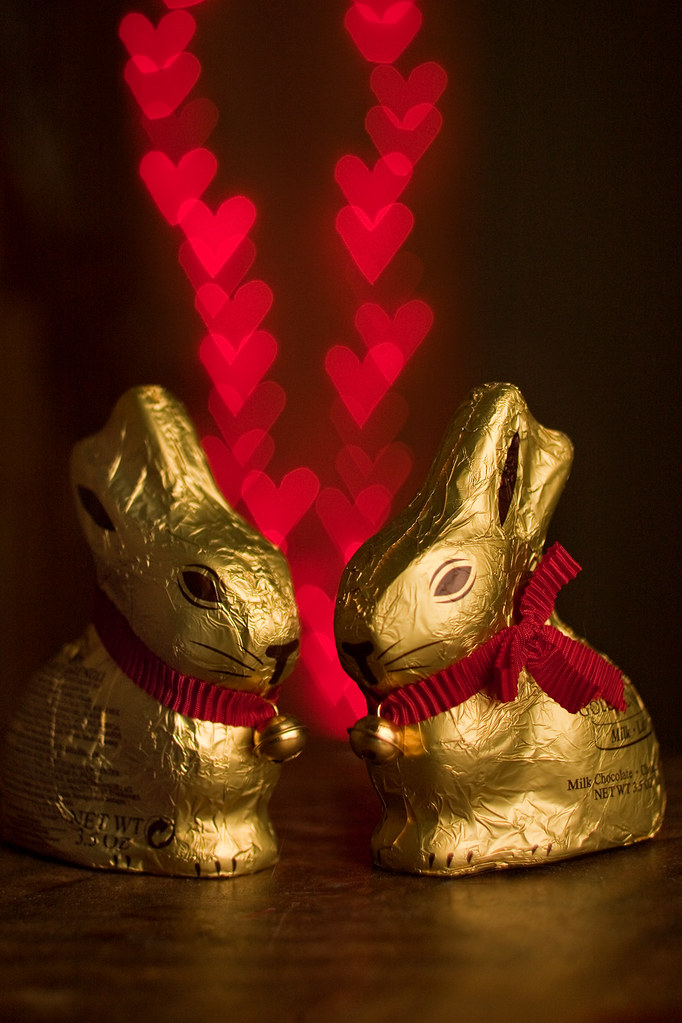 Happy Eastertine's Day!