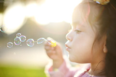Day 113/365 - Bubbles (EMIV) Tags: canon lens bubbles flare 5d 12 50l