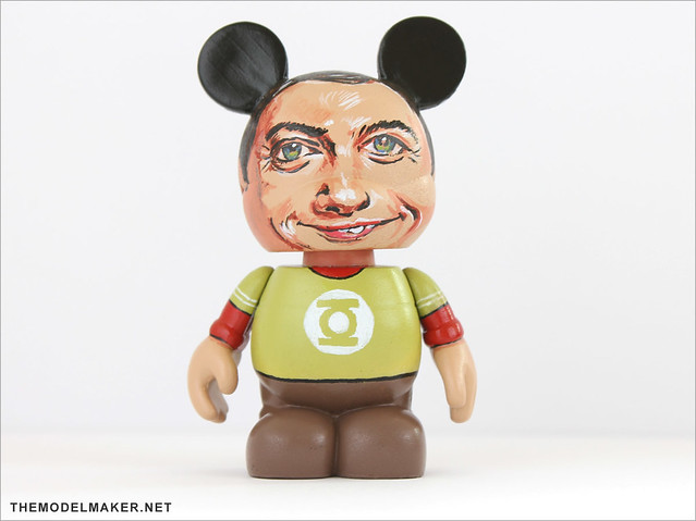 vinylmation sheldon