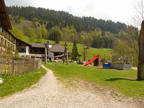 Spielplatz vom Forsthaus Graseck