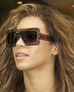 Beyonce Knowles AM Eyewear Samantha