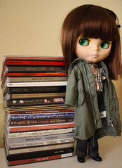 My doll & Conor's music