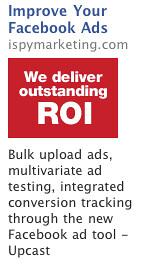 ROI Facebook ad