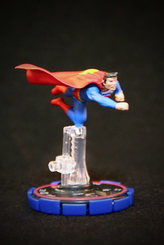DC HeroClix Icons #48 Superman - Veteran