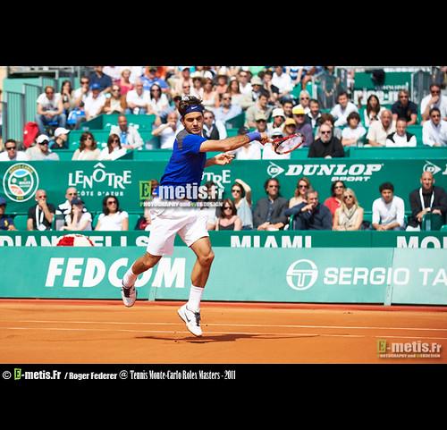 roger federer rolex ad. Roger Federer @ Tennis