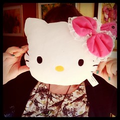 £3.50 cushion of cuteness ^_^