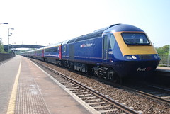 First Great Western HST at Tiverton Parkway. (Connor Kilroy) Tags: firstgreatwestern hst tivertonparkway 43161