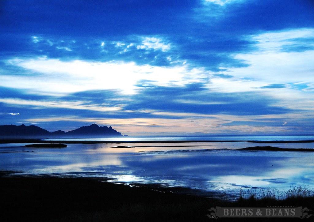 Iceland at Dawn