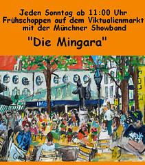 Frühschoppen in München
