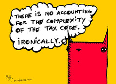 """""""the tax code"""" - a yo & dude™ comic by eric Hews © 2011 (eric Hews) Tags: copyright dog cats cute dogs television illustration cat puppy advertising fun corporate virginia puppies kitten funny eric artist comic employment drawing web yo humor cartoon emo creative culture kitty funnies kittens philosophy pop richmond dude strip writer comicstrip tax mean illustrator haha complexity toon ironic simple behavior society complex sarcasm unemployment freelance sarcastic psychology 2011 taxation ambivalent hews yodude erichewscom yoanddude erichews yoanddudecom yodude™ ©2011erichews ennuizle"""