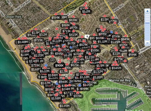 Venice Beach Real Estate