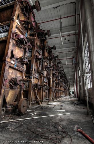 Victorian machines
