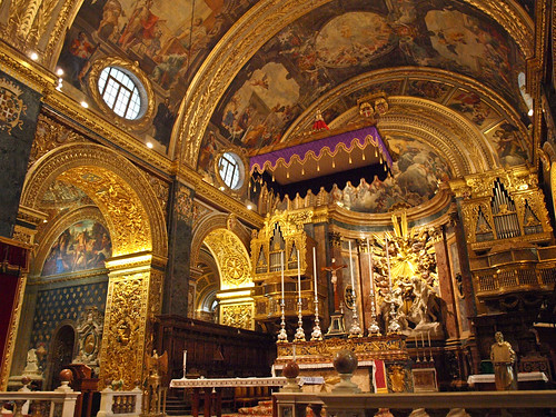La Valeta - Co-Catedral de San Juan
